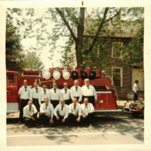 1969 Woodstown Fireman's Parade